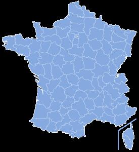 Les prestations peuvent s'effectuer partout en France !